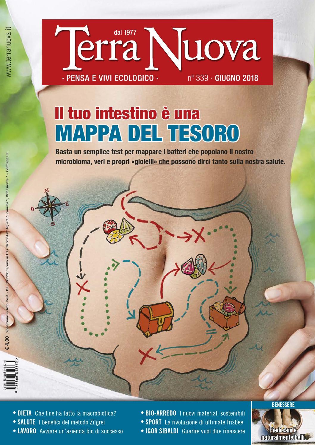Terra Nuova Giugno 2018 by Terra Nuova Edizioni issuu