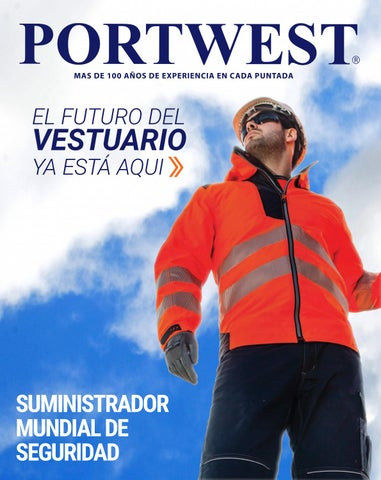 9ca0c3971ea Spanish online by Portwest Ltd - issuu