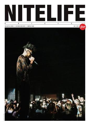 Nitelife july 2018 by NITELIFE MAGAZINE BRISTOL - issuu