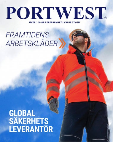 Swedish online by Portwest Ltd - issuu aaa9c019cd8bb