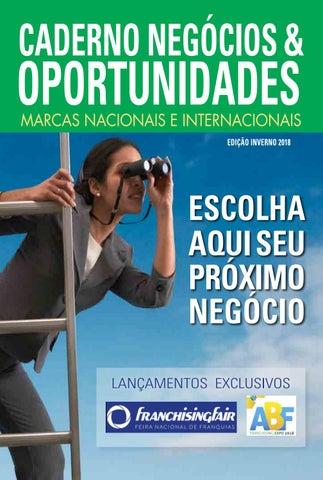 Page 31 of CADERNO NEGÓCIOS & OPORTUNIDADES - INVERNO 2018