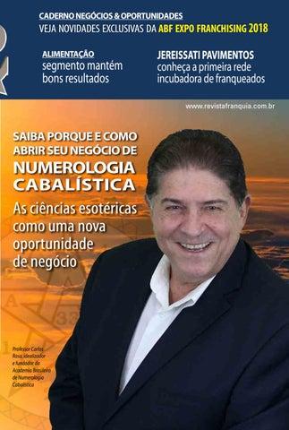 Page 3 of lançamento ACADEMIA BRASILEIRA DE NUMEROLOGIA CABALÍSTICA