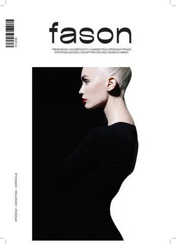 feaa0de0875193 FASON 1_2018 by Magazyn FASON - issuu