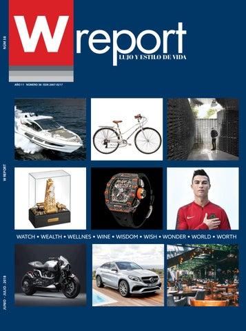 2e3dddfdd102 Revista Wreport 38 by WReport - issuu