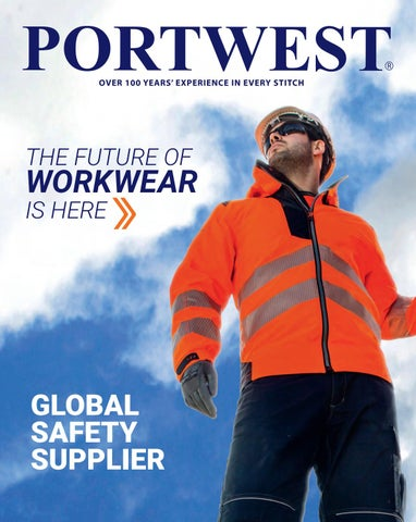 9b7a931771 Portwest Catalogue - English by Portwest Ltd - issuu