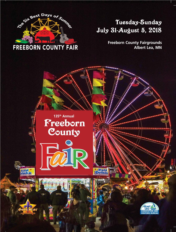 b6051d102394 2018 Freeborn Co. Fair Book by Freeborn County Shopper - issuu
