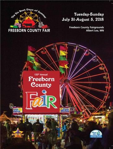 2018 Freeborn Co Fair Book By Freeborn County Shopper Issuu