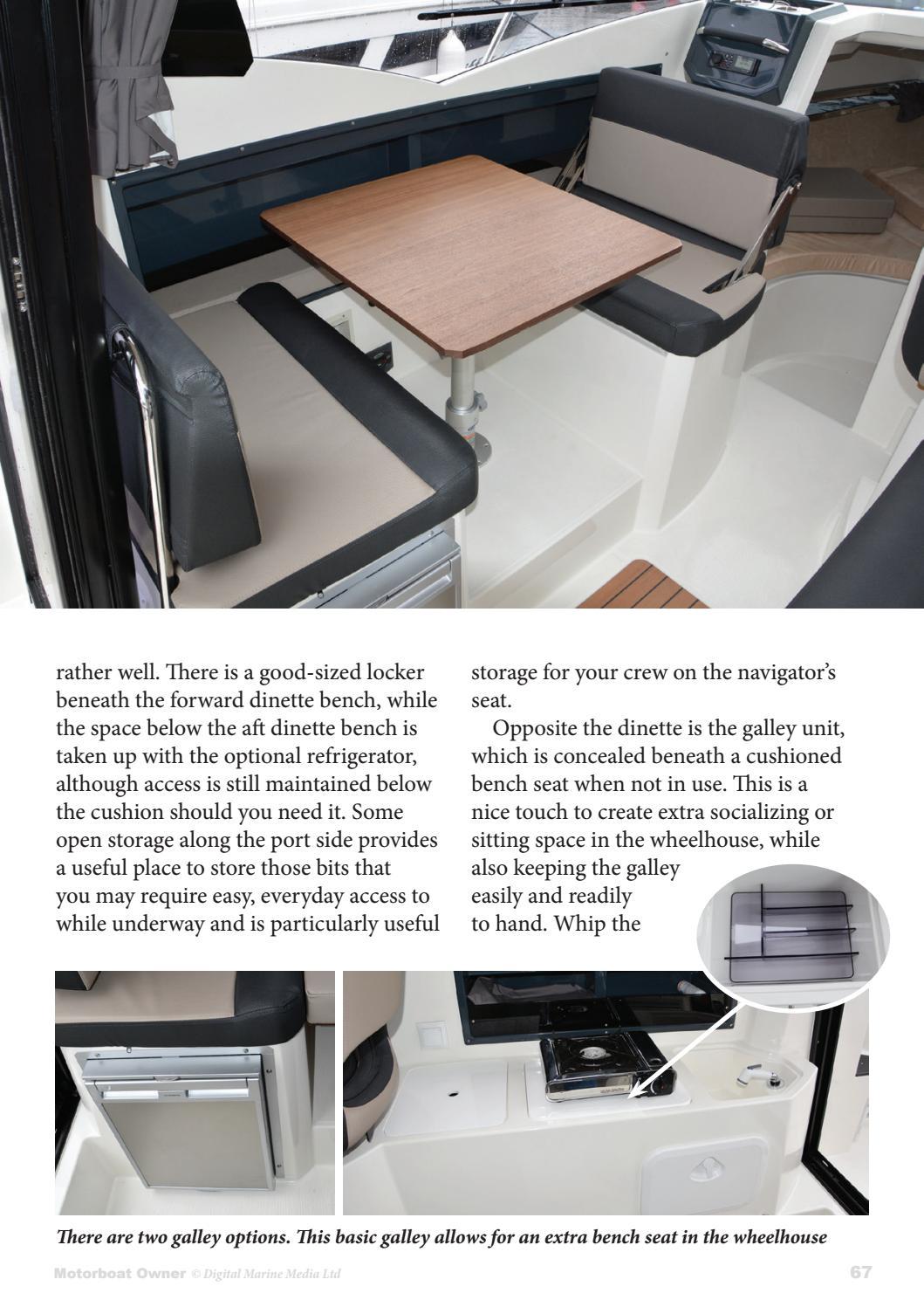 Swell Motorboat Owner July 2018 By Digital Marine Media Ltd Issuu Inzonedesignstudio Interior Chair Design Inzonedesignstudiocom