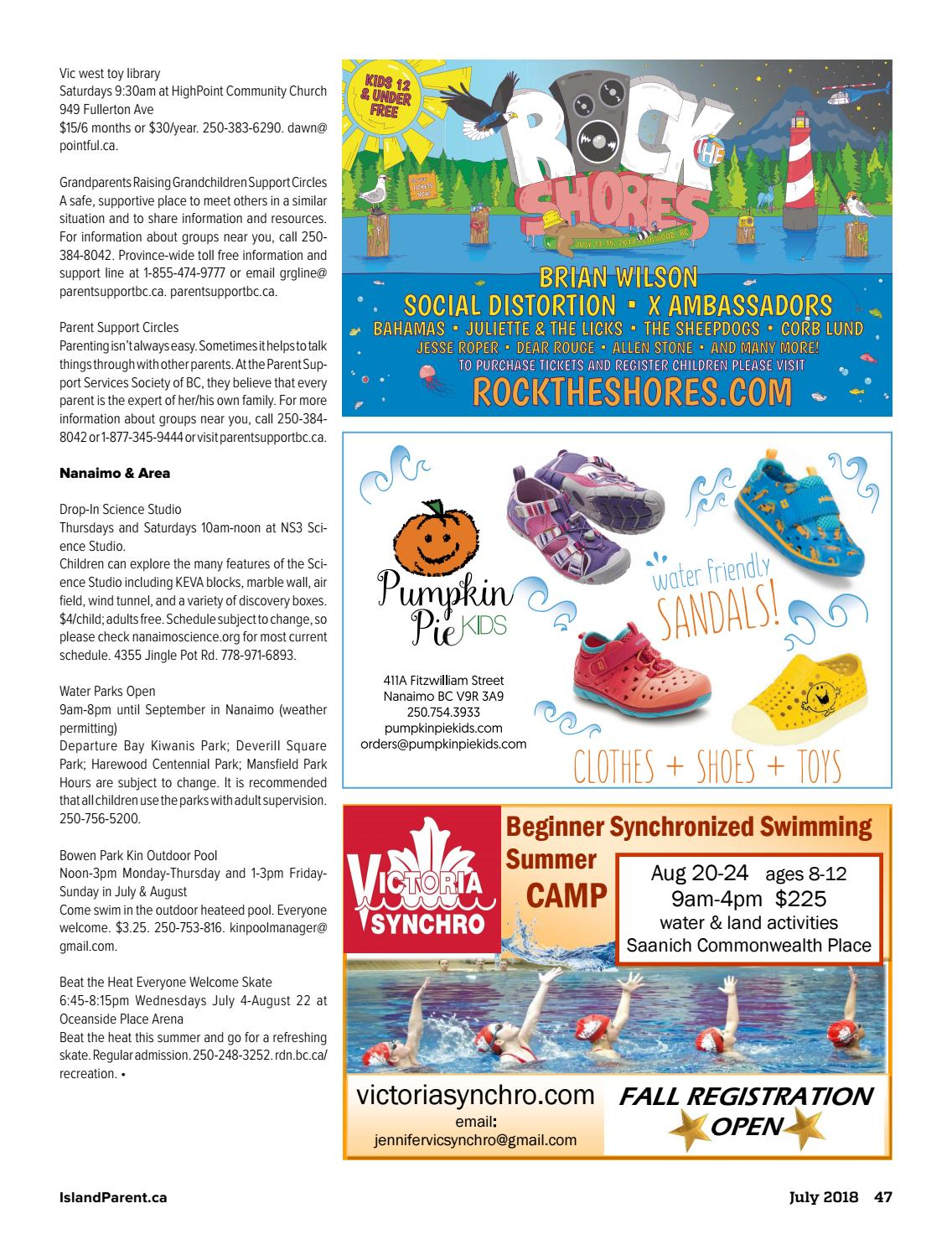 Island Parent Family Summer Guide 2018 by Island Parent