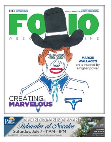 06 27 18 Creating Marvelous by Folio Weekly - issuu afa317d71c82