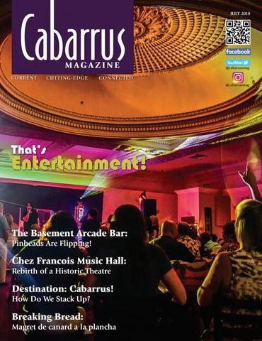 July '18 by Cabarrus Magazine - issuu