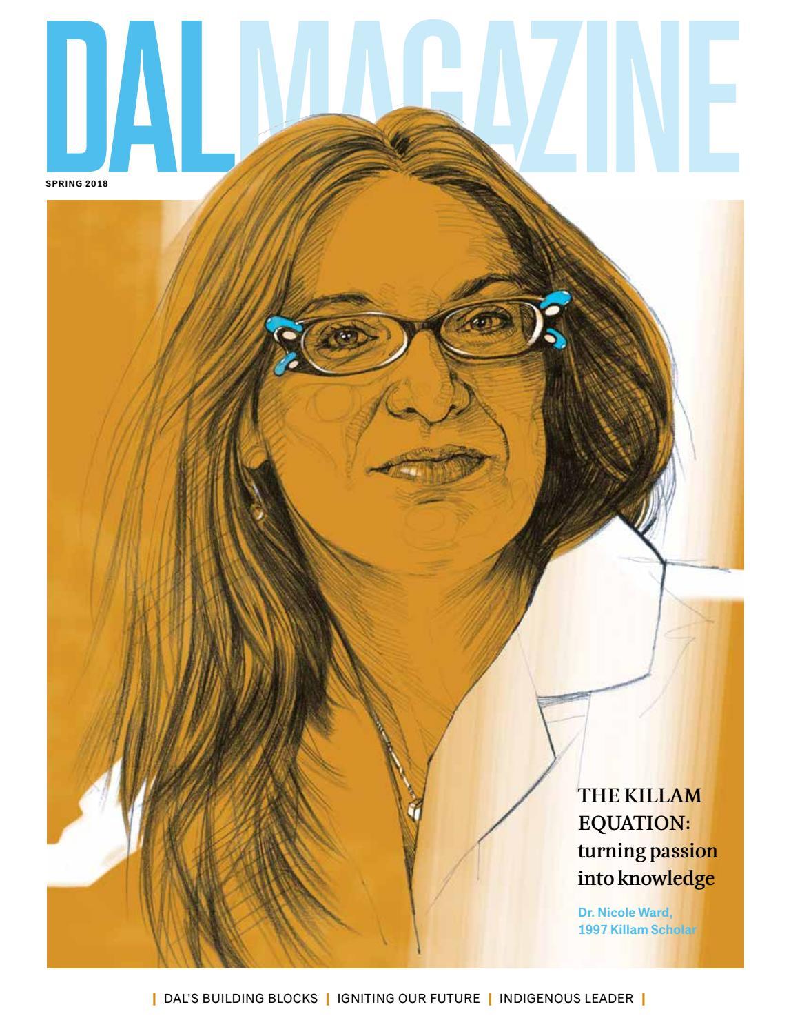 Dal Magazine Spring 2018 by Dalhousie University - Issuu