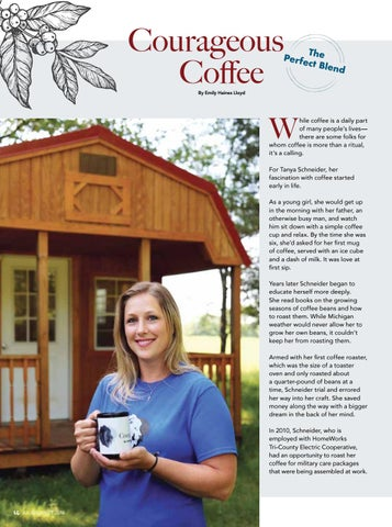 Page 14 of Courageous Coffee