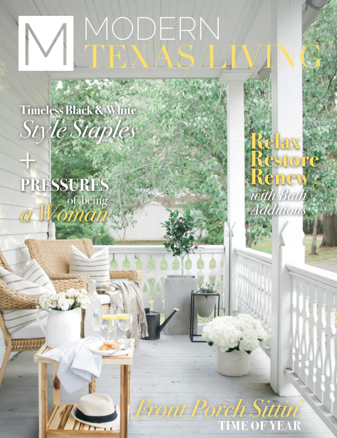 Modern Texas Living Issue 4 By