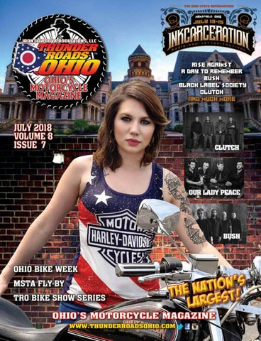 Thunder Roads Ohio July 2018 by Thunder Roads Ohio Magazine