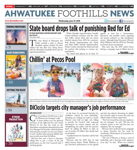 a96a4cd5f81 Ahwatukee Foothills News - June 27, 2018 by Times Media Group - issuu