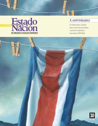 3536287c Informe Estado de la Nación 10 • 2004 by Programa Estado de la ...