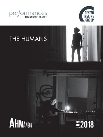 The Humans At Center Theatre Group Performances Magazine June 2018
