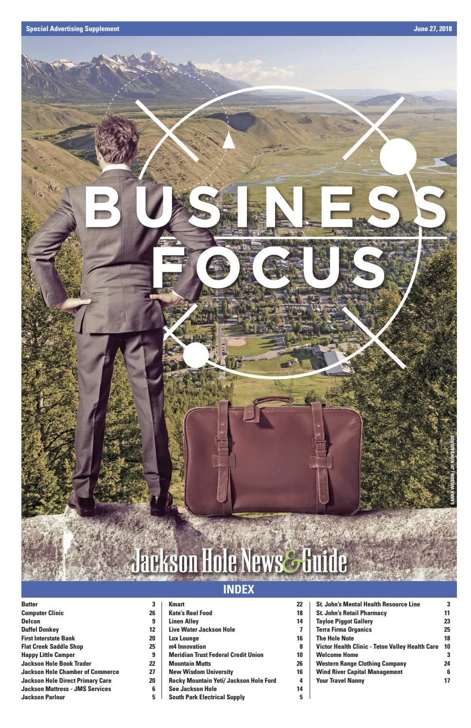 Business Focus by Teton Media Works, Inc  - issuu