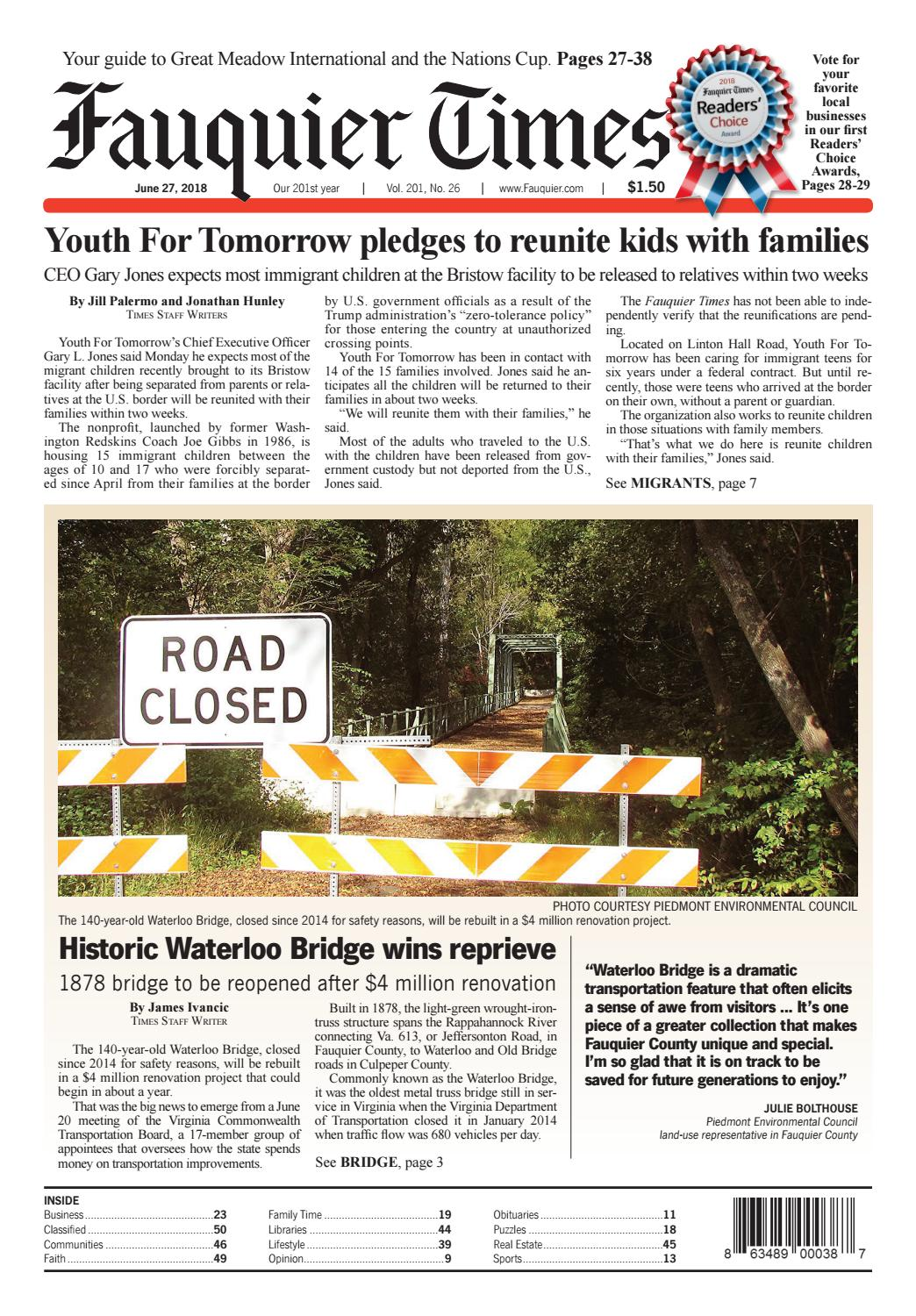 Lilley Tile And Stone Llp fauquier times june 27, 2018fauquier times - issuu