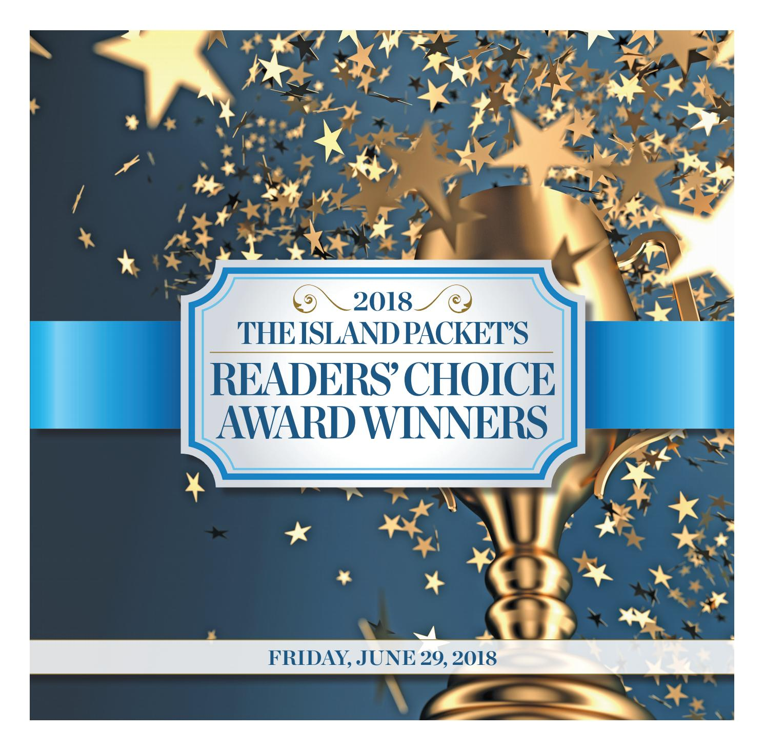 6649c091c4c Readers  Choice Awards 2018 - The Island Packet by The Island Packet ...