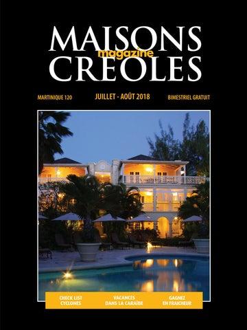 Magazine Maisons Créoles N°120 Martinique by Maisons Creoles - issuu e132a8a55bc6