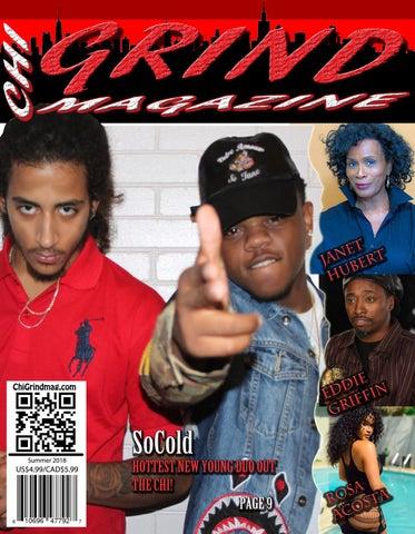 ChiGrind Magazine (Issue 1)