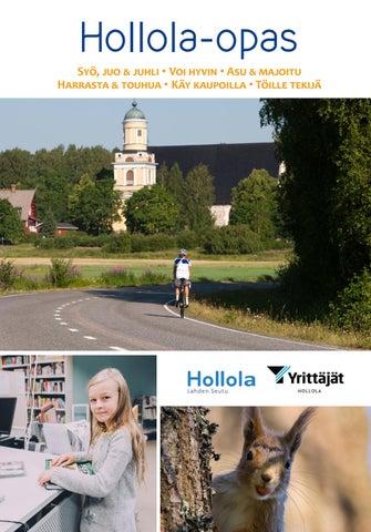Hollola-opas by Hollola - issuu 7a65f87b8a