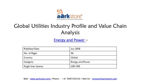 Global Utilities Industry Profile and Value Chain Analysis