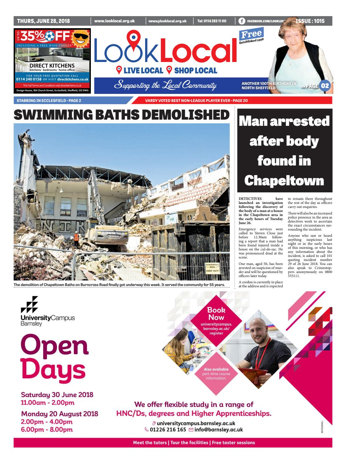 Issue 1015 Thursday 28 June 2018 By Look Local Newspaper Issuu Howreplaceblownfuse6427