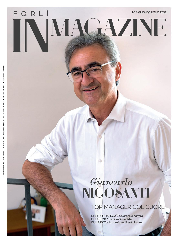 Forlì IN Magazine 03 2018 by Edizioni IN Magazine srl - issuu 90bdc19265c6