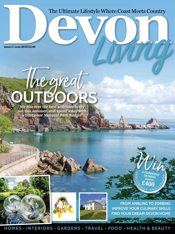 Devon Living 03 by Engine House Media - issuu