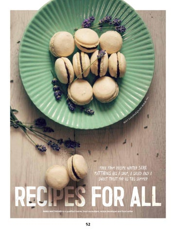 Page 52 of Recipes For All