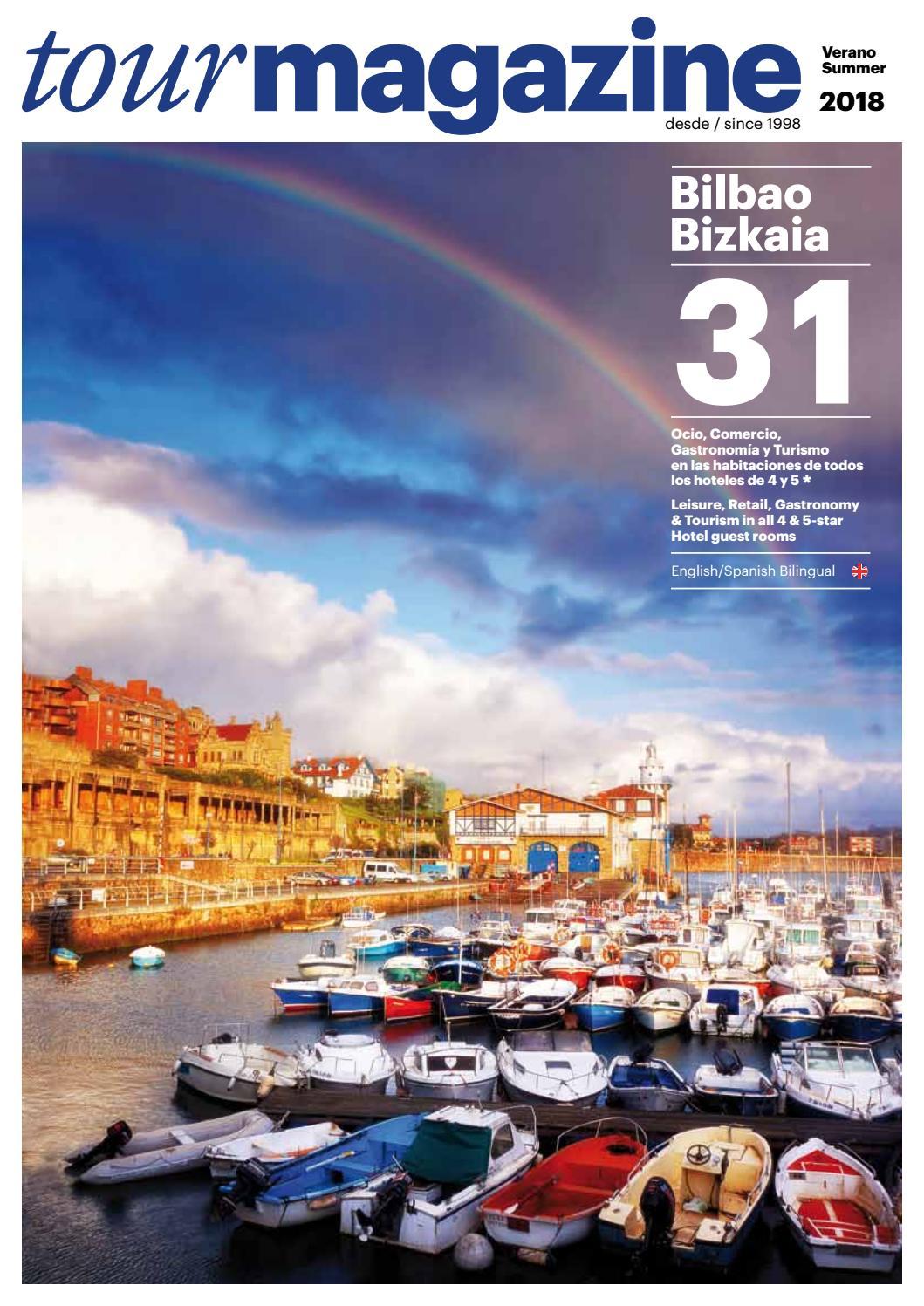 TOUR MAGAZINE BILBAO BIZKAIA Nº31 by Tour Magazine issuu