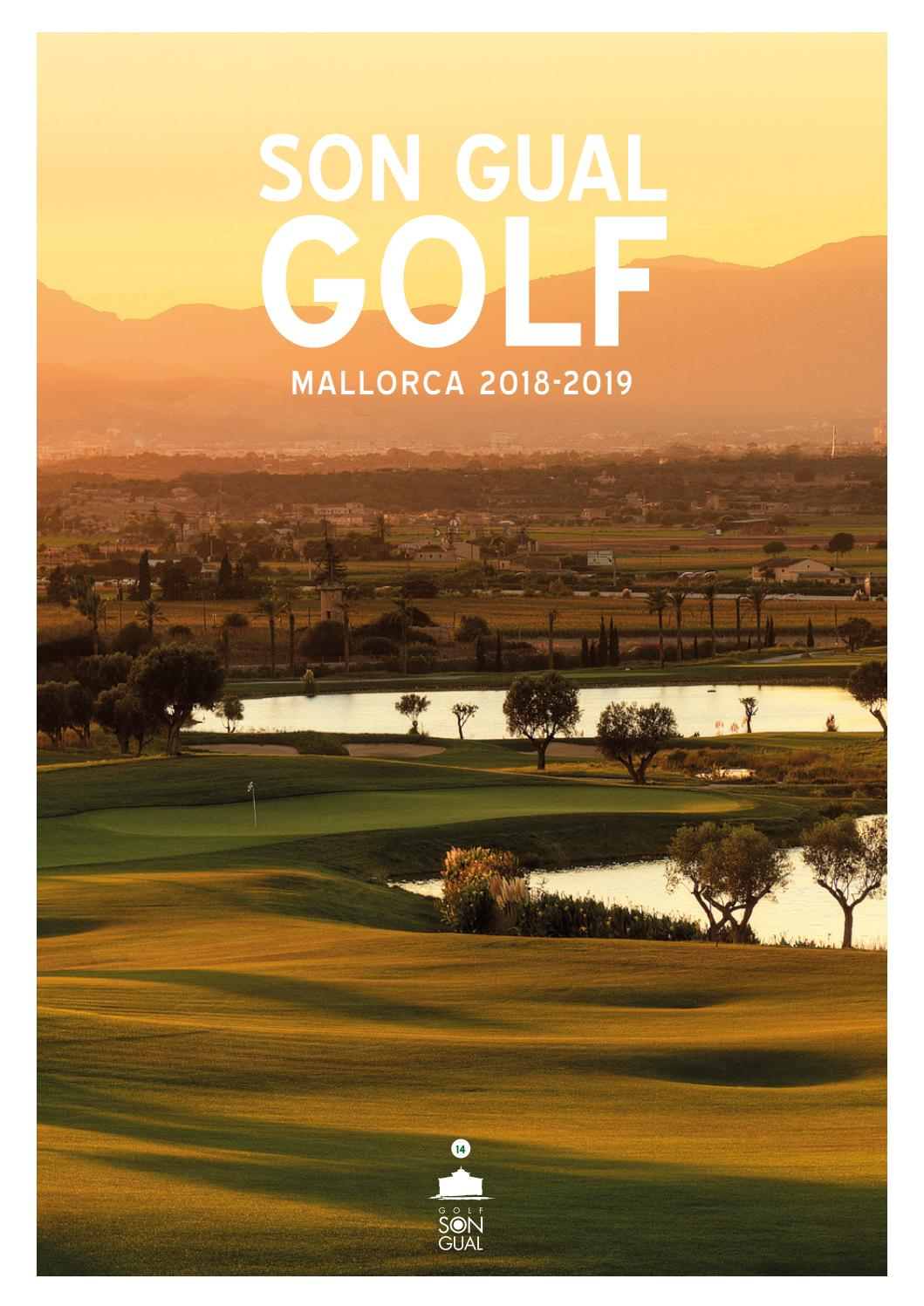Son Gual Golf Clubmagazin No 14 by Golf Mallorca - issuu