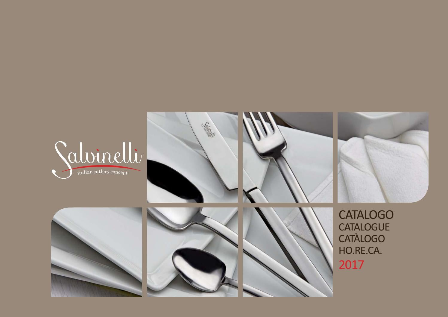 Acero Inoxidable Salvinelli Pan Cesta 8/cm 30/x 20/x 8/cm