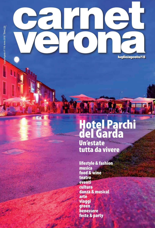 d29a75b937 Carnet Verona Luglio Agosto 2018 by Staff CarnetVerona - issuu