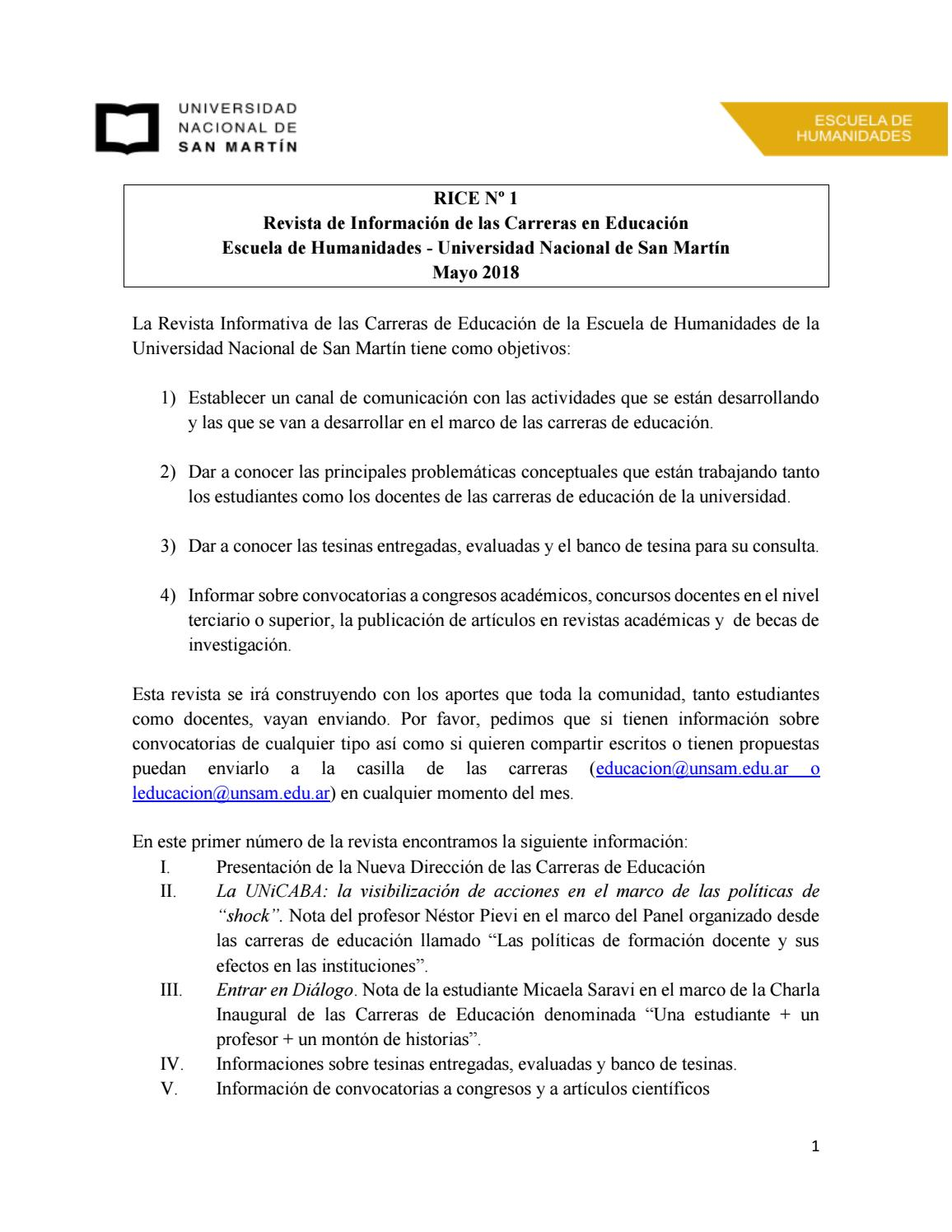Revista de comunicación mayo 2018 by educacion - issuu