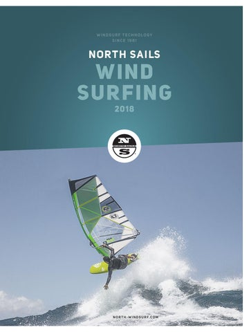 Northsails windsurf catalog 2018 by PPHU