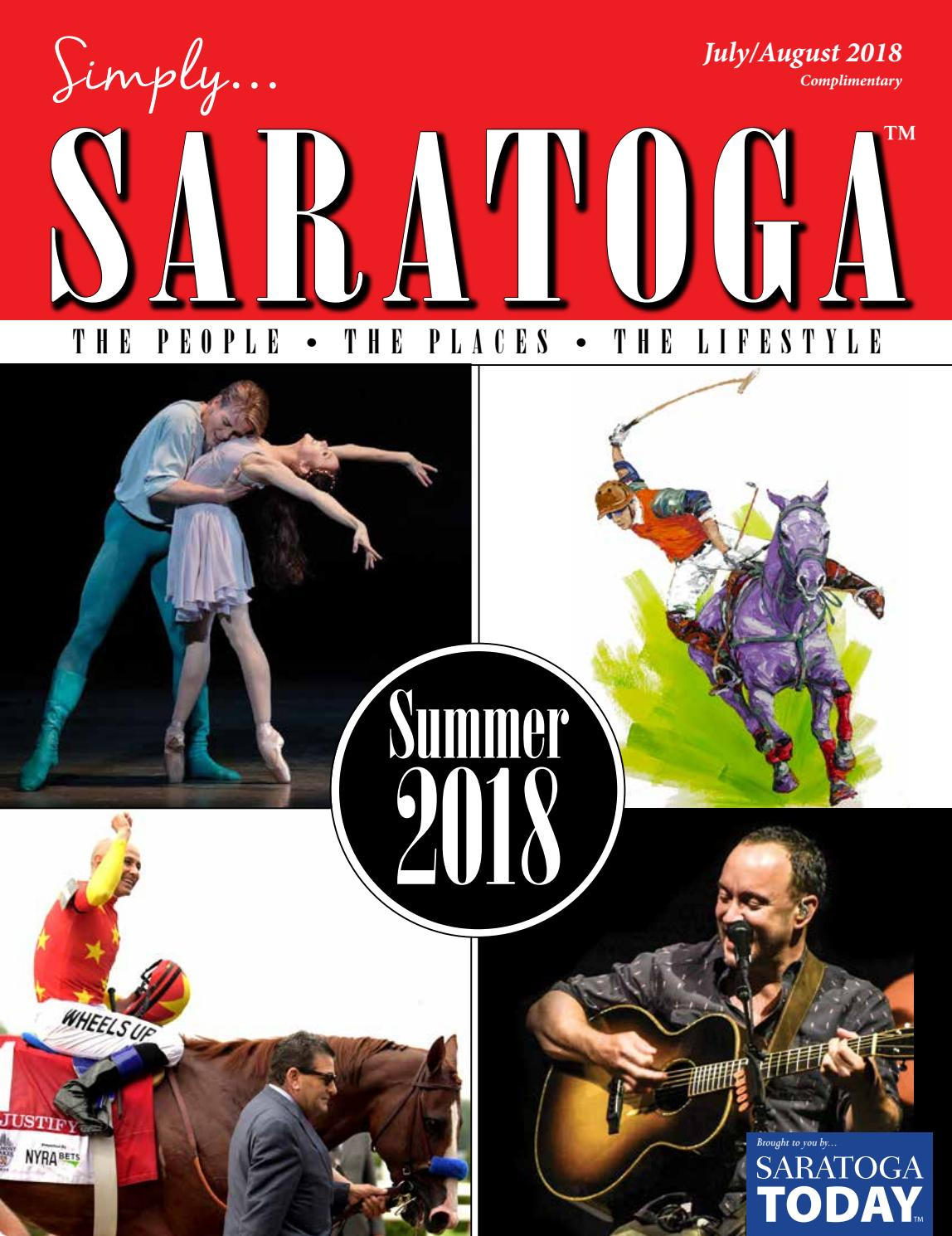61e072795af2 Simply Saratoga Summer 2018 by Saratoga TODAY - issuu