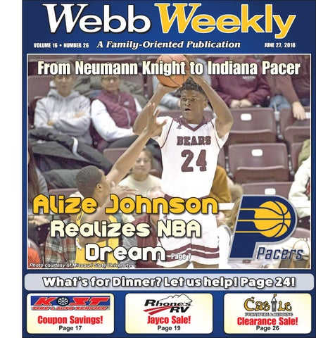 Autographs-original Humble Alize Johnson Signed Missouri State Bears 8x10 Photo Autographed 18 Nba Draft Buy One Give One