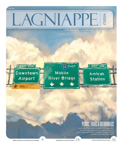 Lagniappe June 27 July 3 2018 By Lagniappe Issuu
