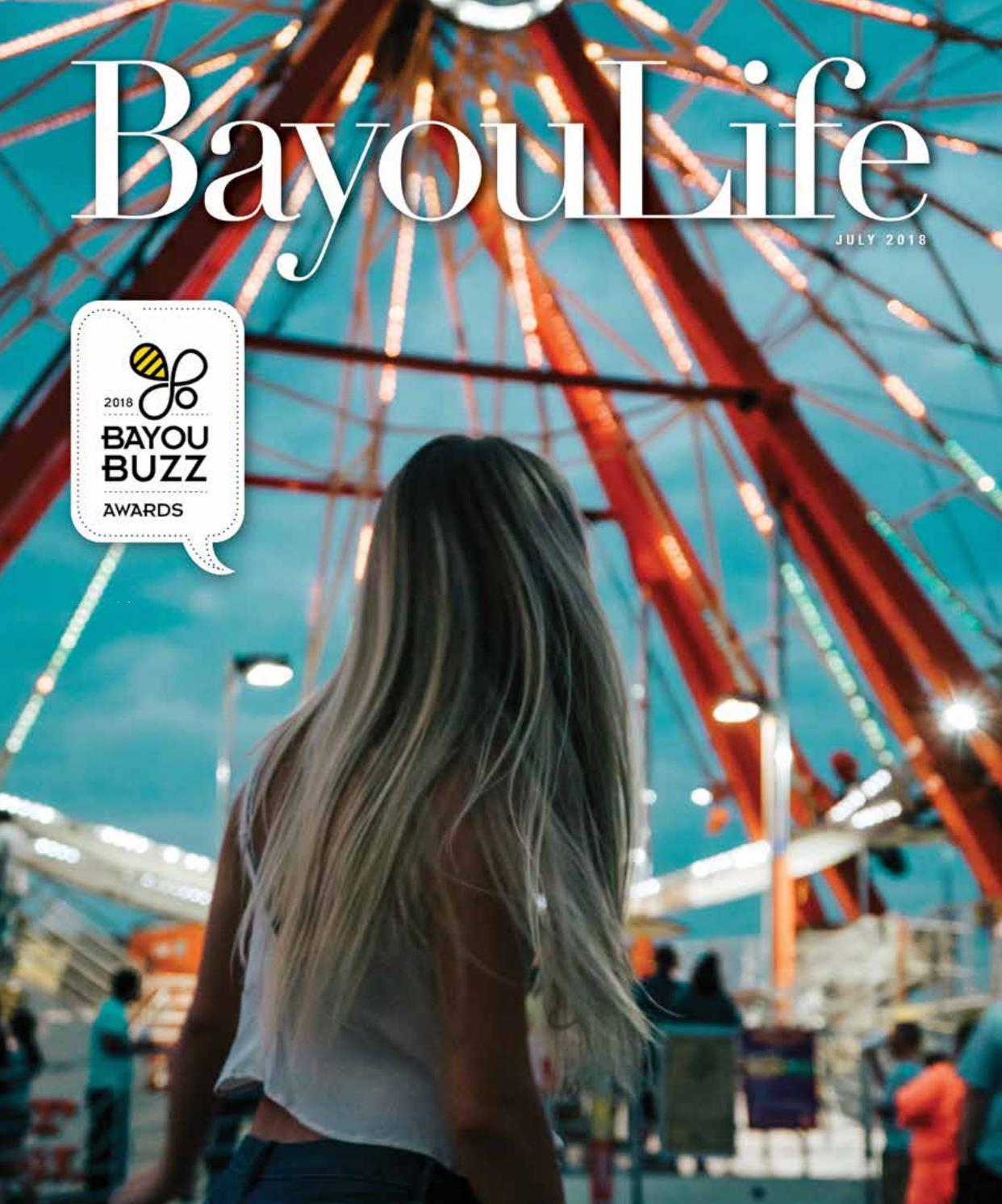 BayouLife Magazine July 2018 by BayouLife Magazine - issuu 3590a76fa4b