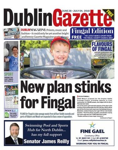 8879a9181289b Dublin Gazette: Fingal Edition by Dublin Gazette - issuu