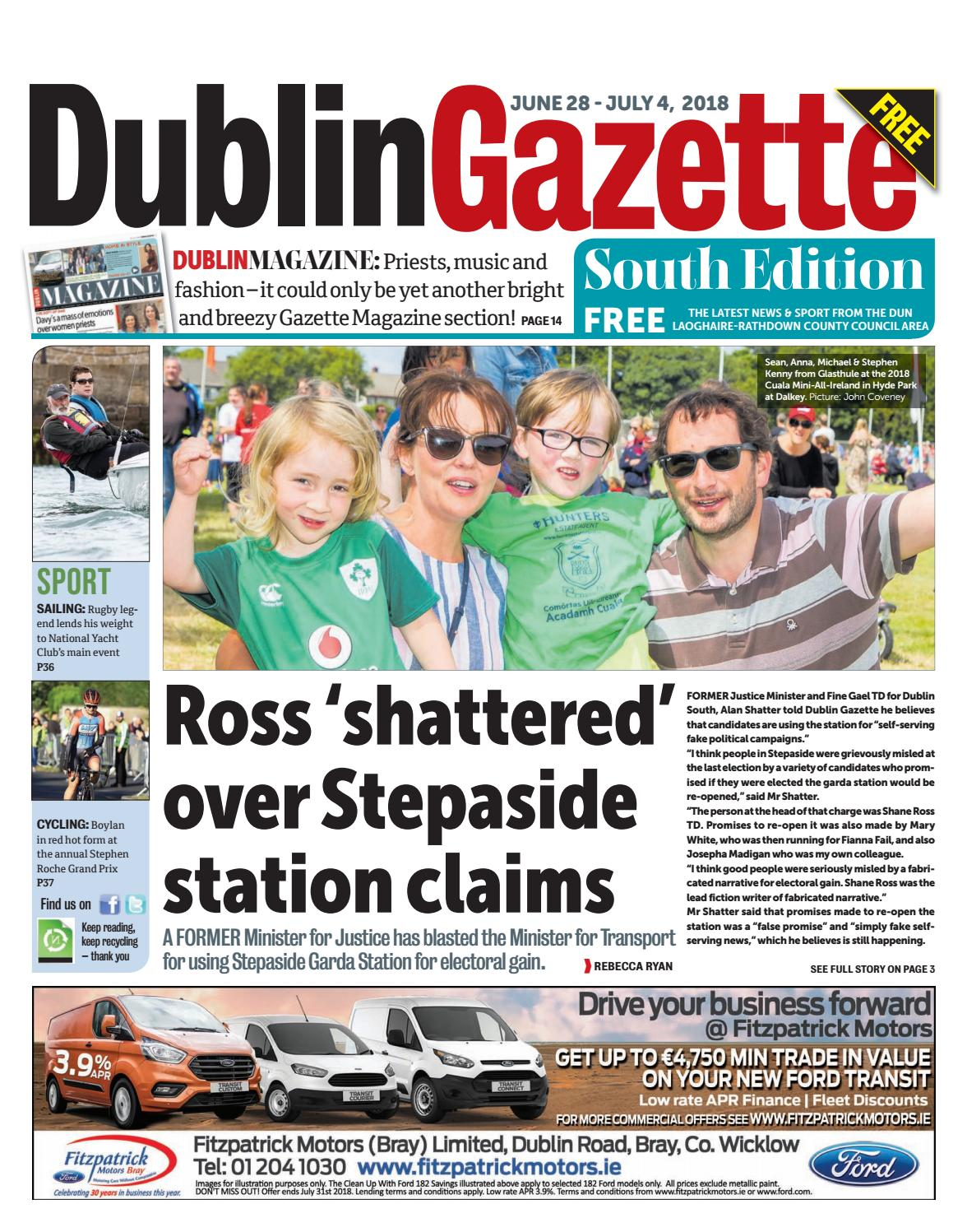 d5bf74b6ab2 Dublin Gazette  South Edition by Dublin Gazette - issuu