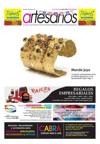 86ba32cd8672 Revista Artesanos - Julio 2018 by Revista Artesanos - issuu