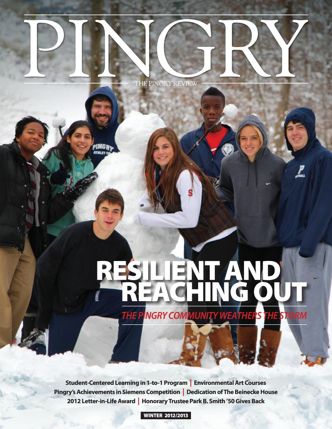 Pingry Review Winter 2012 2013 By The Pingry School Issuu