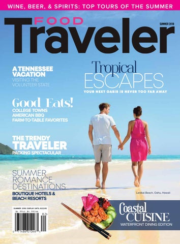 Food Traveler by Flair Pubs and Design Studio - issuu