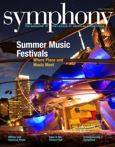 Symphony Spring 2108 By League Of American Orchestras Issuu