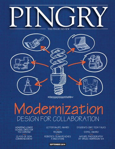 Pingry review september 2014 by the pingry school issuu page 1 fandeluxe Gallery